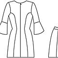 Papercut patterns - sea-bell