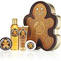 Noël chez The Body Shop : Ginger Sparkle