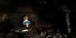From the enchantement to down photo Thomas Czarnecki Alice just a trap 1500