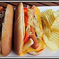 Hot dog usa