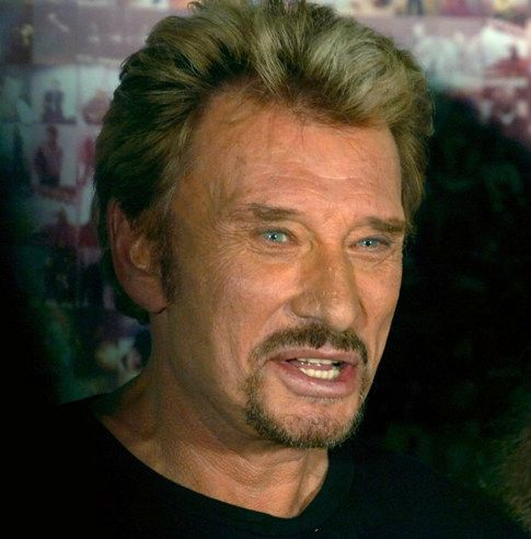 johnny hallyday chez la marie. Black Bedroom Furniture Sets. Home Design Ideas