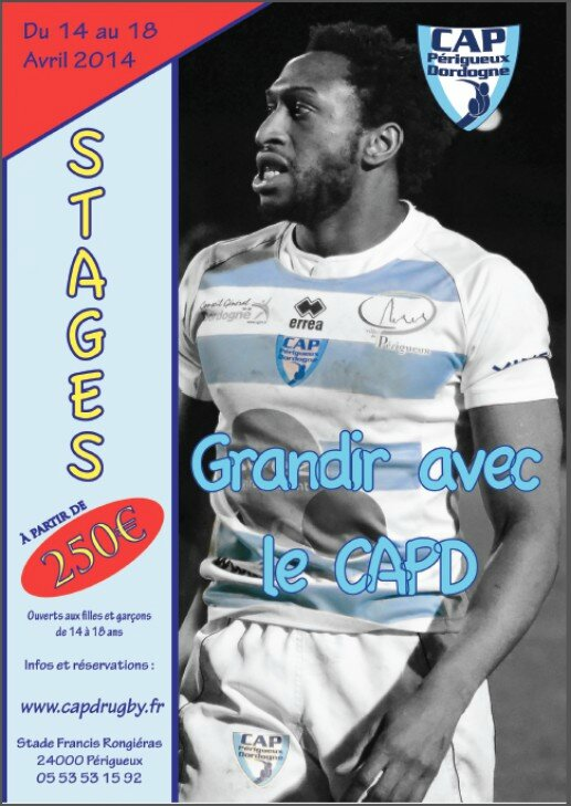 Stage Rugby CAPD