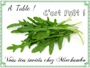 A table c'esst prêt