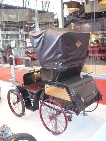 JEAN PIAT voiturette 1cyl