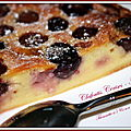 Clafoutis Cerises - Amandes