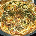 Quiche à la one again comme on aime !