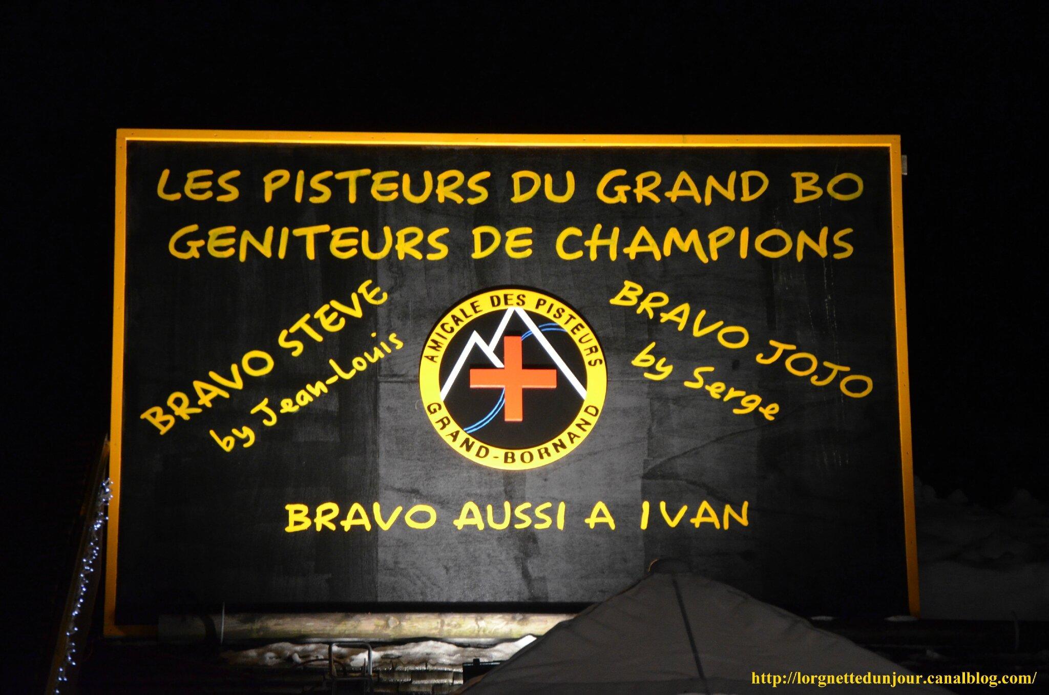 12/03/14 : Bravo les champions