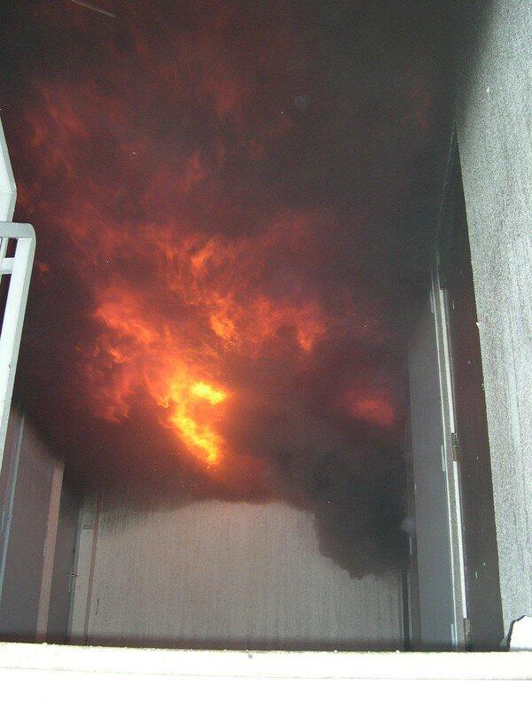 Feu R 233 El 224 Carriet Album Photos Le Blog Des Pompiers
