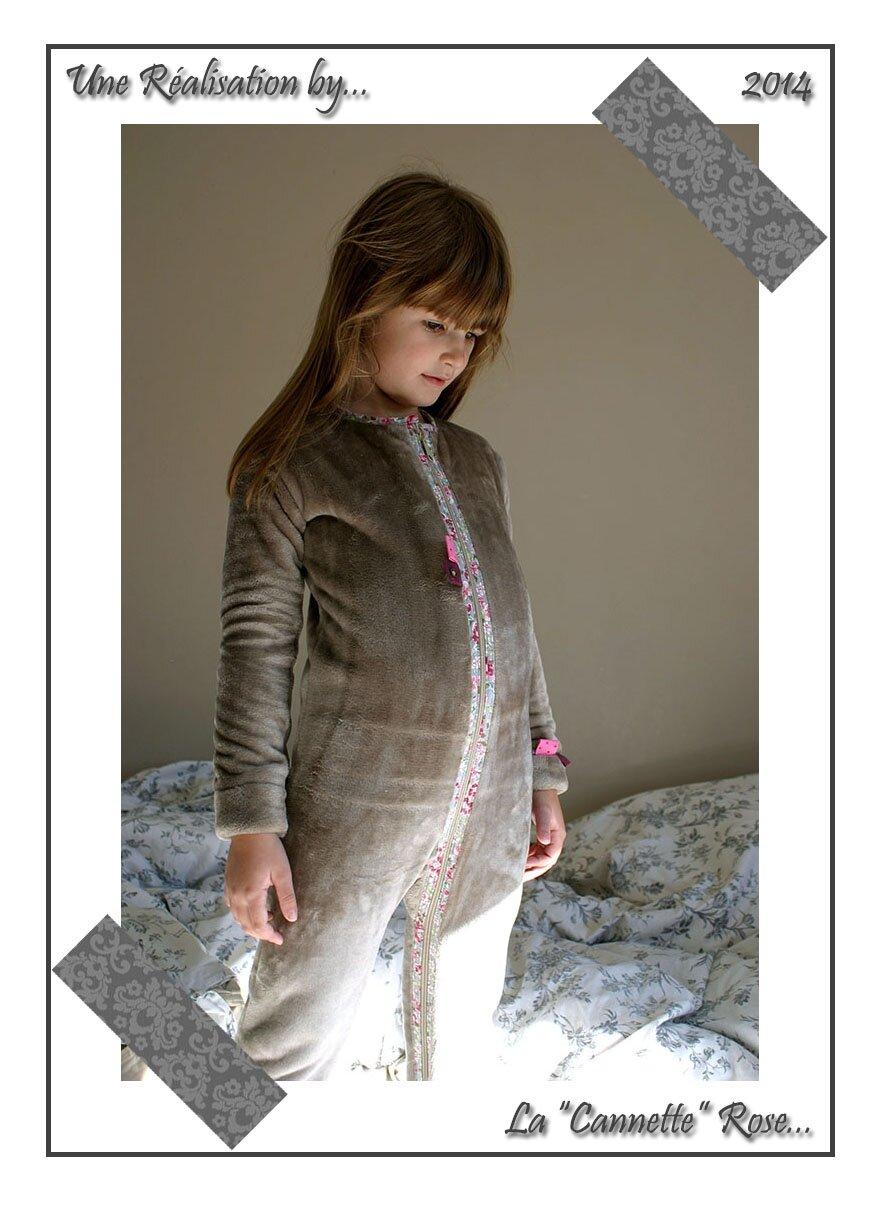Pyjama Maison 01