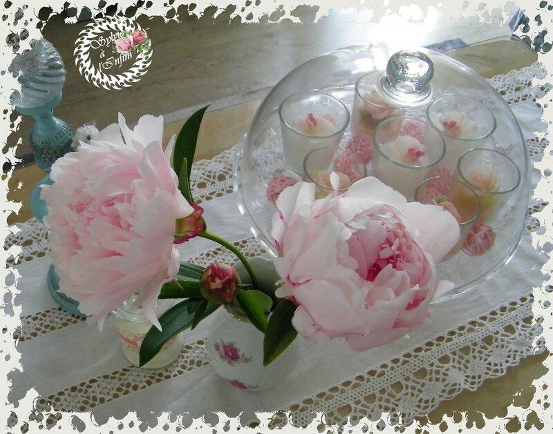 Pemière pivoine et rose anglaise 17 mai 2015 (1)