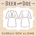Sew along sureau ~ deer and doe