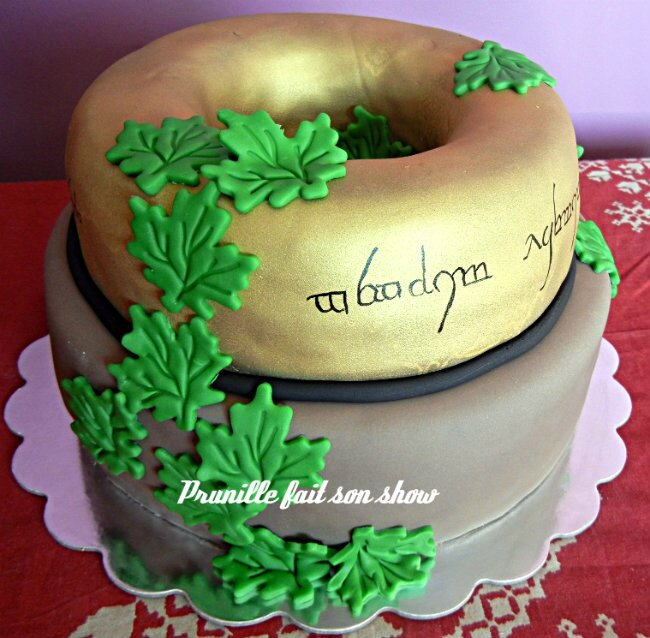 wedding cake king of rings prunillefee