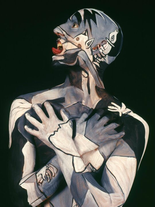 Guernica, after Picasso