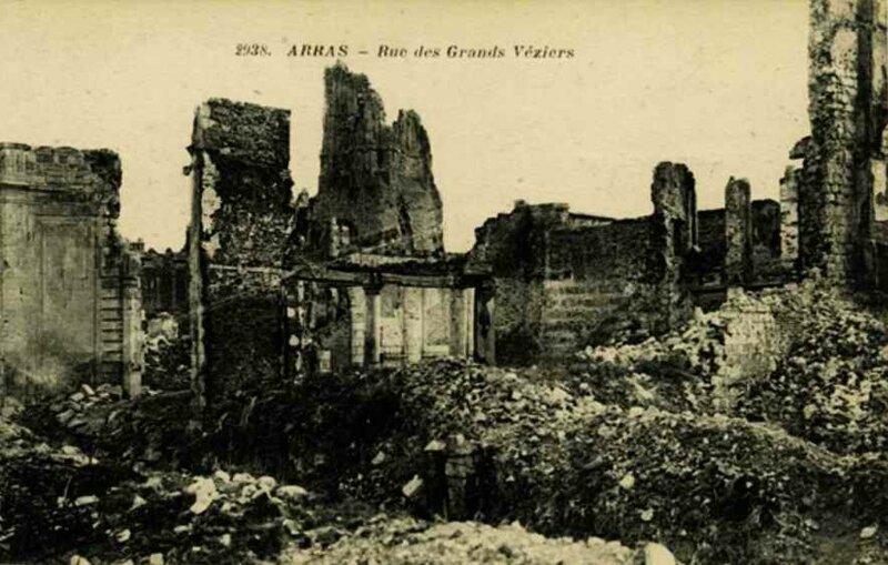 Arras Gr Véziers