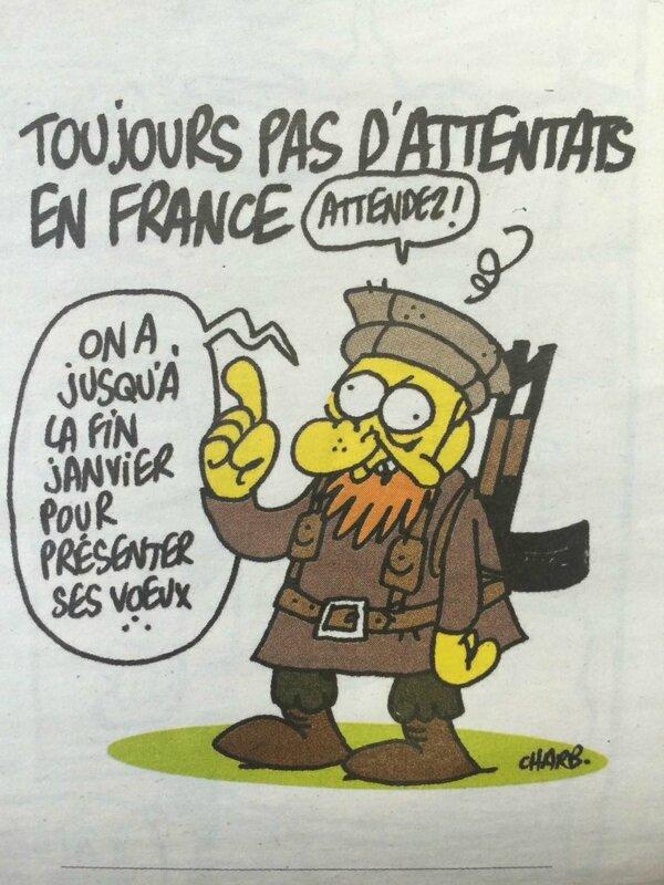 Toujours pas d'attentats en France
