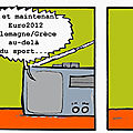 Georges et l'Euro 2012 se prend la dette pour Allemagne/Grce