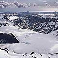 Le volcan katla islandais montrerait des signes d'éruption imminente.