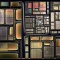 Transistor fractal