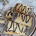 Biscuits fondants a la poudre d'amandes