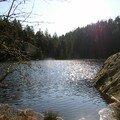 westweg... Glaswaldsee
