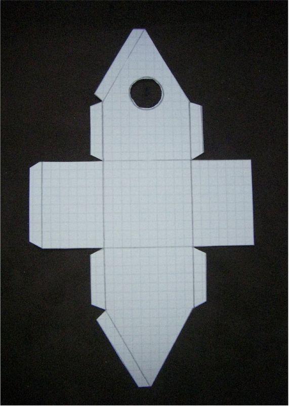 Reportez le gabarit ou imprimer le d coupez bout de tissus - Gabarit maison en carton ...