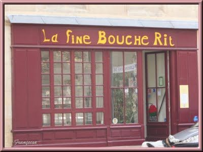 la fine bouche rit bordeaux devanture boucherie photo vitrine humour devanture bulent. Black Bedroom Furniture Sets. Home Design Ideas