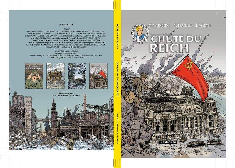 Couv_La Chute du Reich