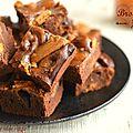 Brownie aux spéculoos {recette ultra gourmande} ♥