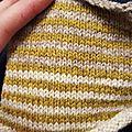 Mésaventures et tricot ou l'art du détricotage.