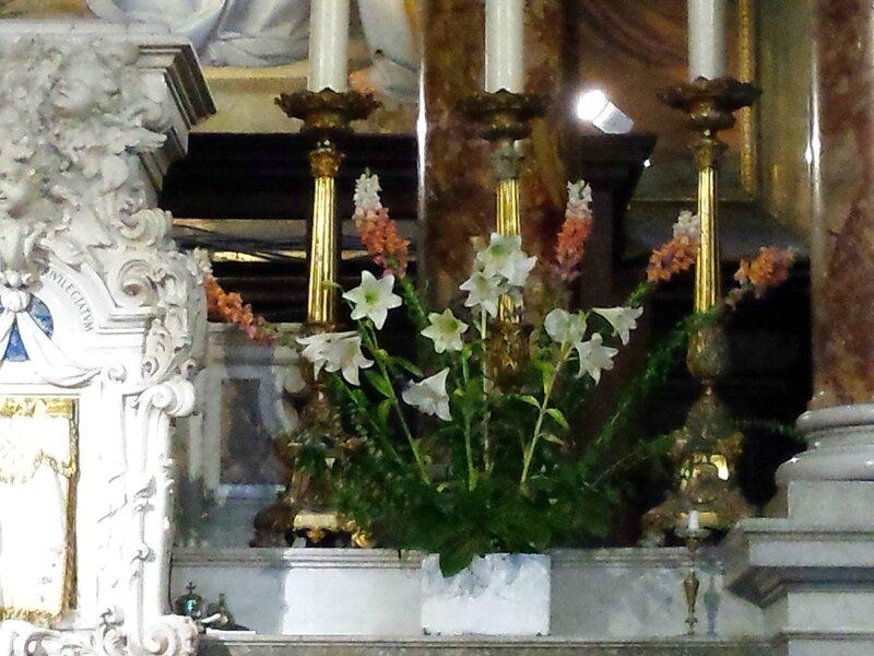 Bouquet d'autel 4