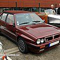 Lancia delta HF integrale (Rencontre de véhicules anciens à Achenheim 2013) 01