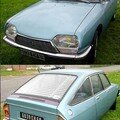 CITROEN - GS 1015