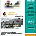 Daniel chemelle & dfam 03 vous proposent la visite de sicaba le 30 mars 2016 (déjeuner à l'esat st hilaire 10 €) inscrivez-vous