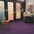 Salon régional des métiers d'art : morceaux choisis pour faire le mur (stand orléans 2015)