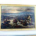 Eugène DELACROIX la bataille de Nancy