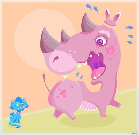 rhino'
