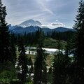 Tipsoo Lake Mount Rainier