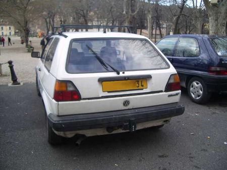 VolkswagenGolfII
