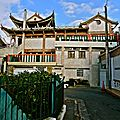 La pagode Tinh Tam de la ville de Sèvres.