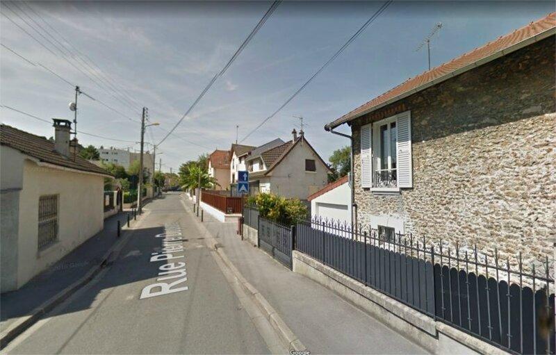 Les cambrioleurs visaient des maisons de cette rue. (©Google Street View)