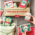 Catalogue hiver 2017 stampin'up