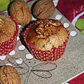 Petits gâteaux aux noix (recette sans gluten)