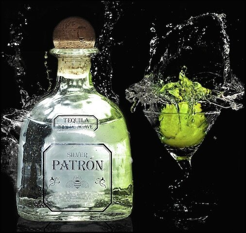 patron tequila silver 1