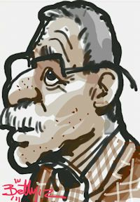 caricature tablette graphique