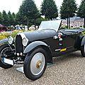 BUGATTI type 40 roadster 1926 Schwetzingen (1)