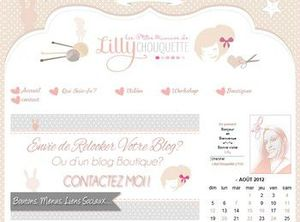 lilly relooking de blog