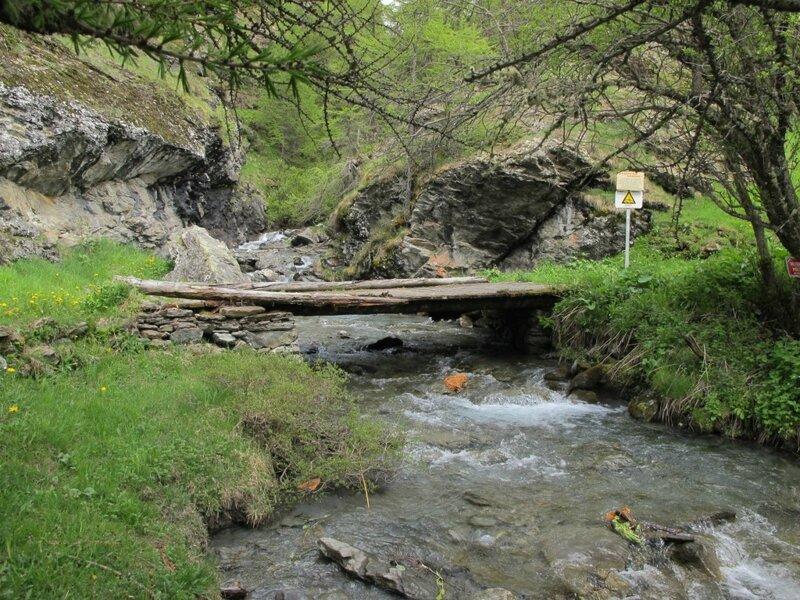 9- Le Clou - pont du Monal