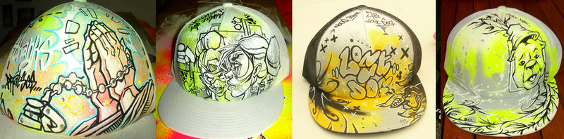 custom caps Yellow submarine old school casquette paynt nooga ta