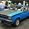 Opel kadett type C coupé de 1973 (RegioMotoClassica 2011) 01