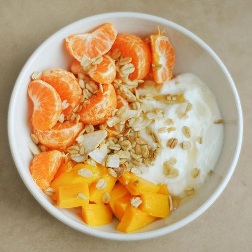 Célèbre Un petit-déjeuner sain, équilibré et peu calorique - Cupcake et  BL82